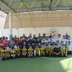بطولة تحدي الابطال لكرة القدم بمدارس الكفاح الاهلية