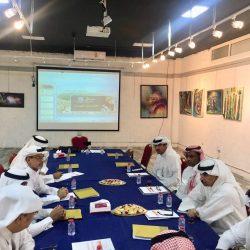 بلدي الأحساء يعقد إجتماعاً مالياً مع الأمانة لإقرار الحساب الختامي لعامي ١٤٣٩/٣٨هـ