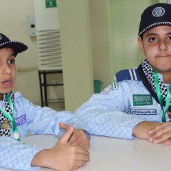 كشافة تعليم الاحساء تشارك في تنظيم جائزة الموسى