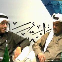 """الخليف تحتفل بعقد نكاح """"سعد"""""""