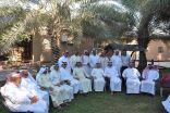 الغافلي يحتفي برجل الأعمال حسين العلي بحضور أعيان الأحساء