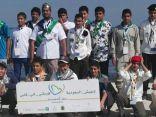 فتيان الامام الاوزاعي تنفذ العمل التطوعي