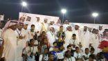ثانوية عكاظ تحصد لتعليم الشرقية بطولة قدم المملكة