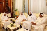هيئة الصحفيين السعوديين بالأحساء يزور مجلس الشورى
