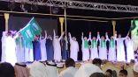جماعي الجرن يزف ٢٤ فارساً وعروسة