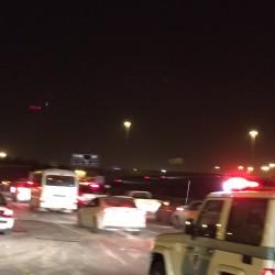 حادث سير في طريق بني معن يتسبب في وفاة مقيم