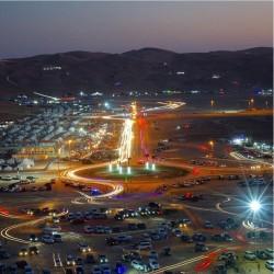 مكتب الفوخرية ينظم رحلة سياحية لجمعية المتقاعدين بالبحرين