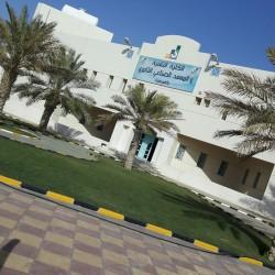 العبدالله : يتفقد مركز النشاط الاجتماعي بالجبيل