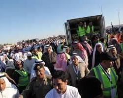 كويتيات من جمعية التواصل الإجتماعية الكويتية يزرن الأحساء في رحلة سياحية