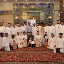 صلاتي في مسجد القصيم