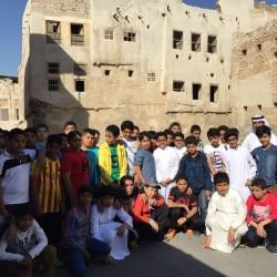 نادي هجر السياحي يقيم ملتقاه الثاني