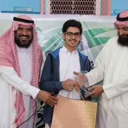 الأمير سعود بن نايف يكرم متوسطة الأندلس بالهفوف لحصولها عَلى المركز الأول عَلى مستوى مدارس الشرقية