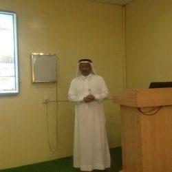 مستشفى الجفر العام يقدم محاضرة عن الأبحاث الطبية