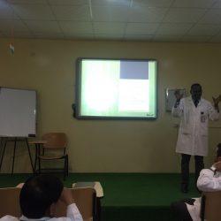 مستشفى الجفر ينظم برنامجا تدربيبا لتأهيل ( ممثلي الجودة وسلامة المرضى )