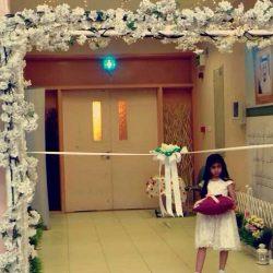 السليم تحتفل بزفاف نجلها هاني