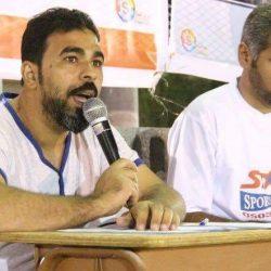 وكيل محافظة الاحساء خالد البراك يفتتح معرض الخيمة الرمضانية