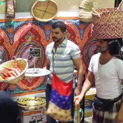 مدير تعليم الاحساء يزور الاعلامي سلمان الجمل بمستشفى ارامكو الظهران