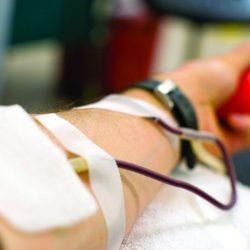مستشفى الولادة والأطفال يستقبل المتبرعين بالدم