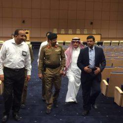 المهيني يشكر رجال الأمن