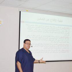 مستشفى مدينة العيون يشارك في برنامج اطفالنا امالنا