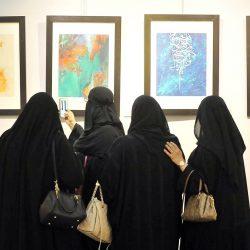المقبل يدشن افتتاح معرض الحماية الإجتماعية