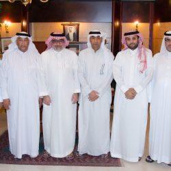 الشاطري والجمبري على كأس إفتتاح سداسيات عبدالله بن سعد