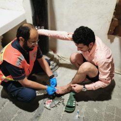 جمعية المراح الخيرية تسلم المستفيدين شقق سكنيه