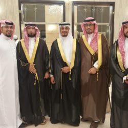 عقد قران الشاب .. أحمد العوفي
