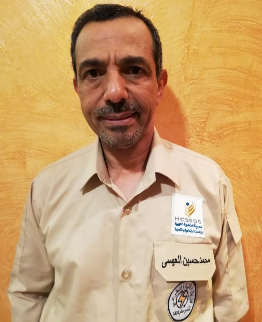 متقاعد يتطوع ميدانيا بعد عمل إداري » صحيفة جواثا الإلكترونية