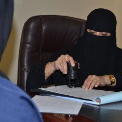 ملتقى التوظيف الثامن لمكتب الضمان النسوي بالاحساء