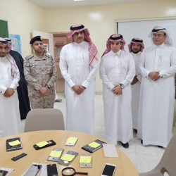 الحمادي يفوز بجائزة leader of the year