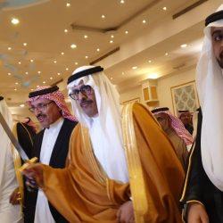 """محافظ صامطة""""زعلة"""" يستقبل رئيس المجلس البلدي""""النجمي"""""""