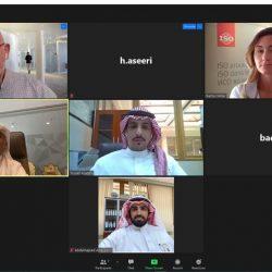 المواصفات السعودية تشارك في اجتماعات منظمة الأيزو لمناقشة إجراءات التخفيف من آثار كورونا