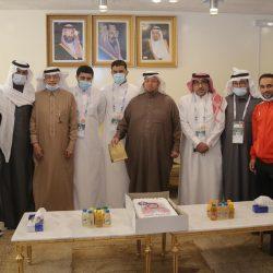 الدوسري ينقل تعازي رواد ورائد كشافة الإمارات لمدير الإقليم الكشفي العربي