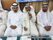 """العطافـي : تبتهج فرحاً بزفاف """" مصطفى ومحمد """" المرحوم نجلي يوسف"""