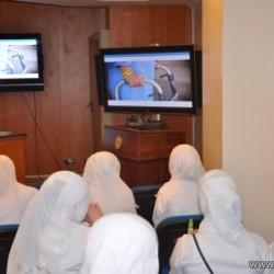ثانوية العمران تحتفل بطلابها المتفوقين