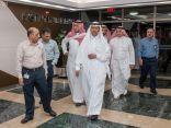 وزير الطاقة يتفقد معامل شركة أرامكو السعودية في بقيق