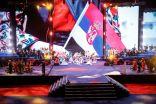 إفتتاح مميز لبطولة العالم للملاكمة للرجال AIBA في بلغراد