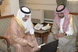 سمو الأمير بدر بن جلوي يدشن الأسبوع العالمي للتحصين بحضور مدير صحة الأحساء