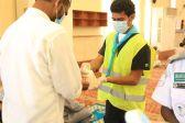 الفرق الكشفية التطوعية تُساهم في تنظيم المصلين لأداء صلاة الجمعة