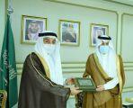 أمير الشرقية يلتقي رئيس الاتحاد السعودي لكرة اليد