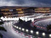 """جدة تشهد تفاصيل مسار """"سباق جائزة السعودية للفورمولا 1"""""""