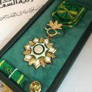 منح 60 مواطناً ميدالية الاستحقاق من الدرجة الثالثة بعد تبرع كل منهم بالدم 10 مرات
