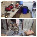 بلدية الهفوف تضبط معمل عصائر مخالف داخل سكن عمال