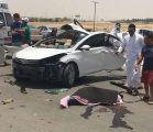 وفاة شاب في حادث مؤلم بالقرب من دوار البانوش بالأحساء صباح اليوم