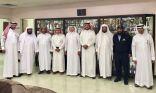 مجلس بلدي الأحساء يتفق مع مكتب الهيئة العامة للرياضة بالأحساء على التعاون الثنائي