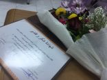 حضور مميز للعبدالرضا في جمعية البطالية الخيرية