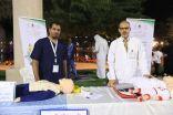 إستمرارية نشاط مستشفى الولادة والأطفال بمحافظة الإحساء في تفعيل مبادرة تقدر تكون منقذ
