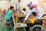 اليوم العالمي للإعاقة يحظى بالتفعيل والإحتفالات