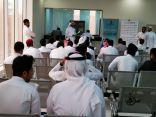 نظم قسم التمكين بمكتب الضمان الاجتماعي بالأحساء اللقاء الوظيفي ( الثاني) لعام ٢٠٢٠م